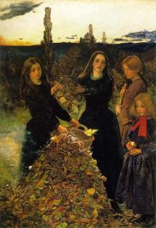 Millais-AutumnLeaves