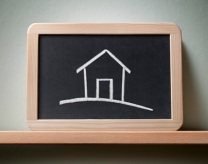 Home School Chalkboard