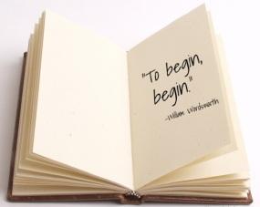 To-begin-begin-Wordsworth
